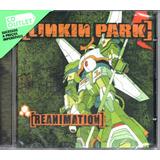 Cd Linkin Park   [ Reanimation ]